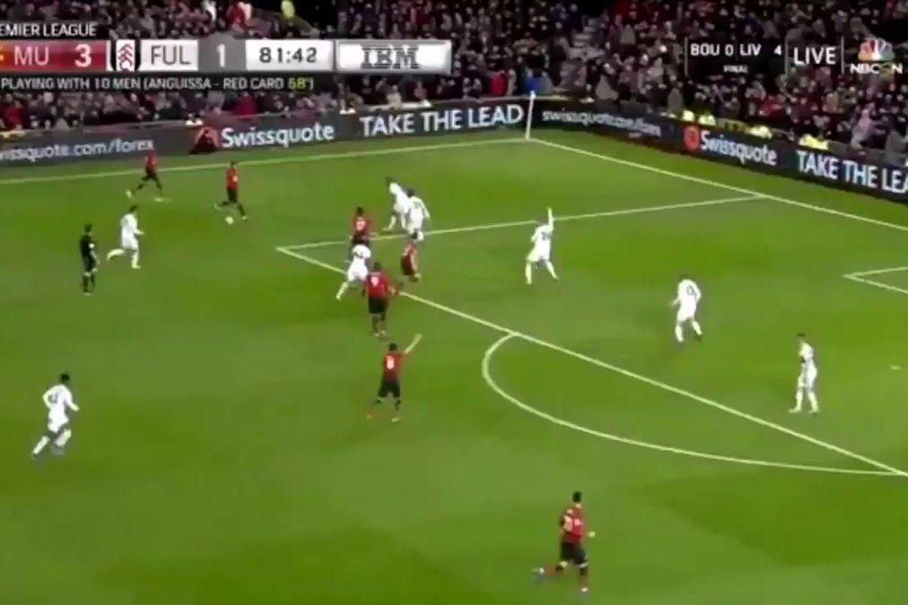 Rashford marca 'à bomba' e fecha goleada do United frente ao Fulham