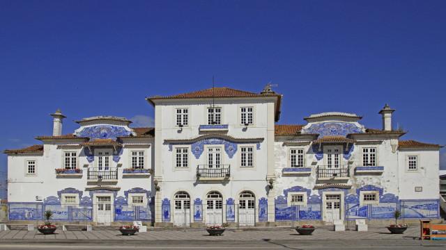 Dada 'luz verde' à reabilitação da antiga Estação da CP em Aveiro