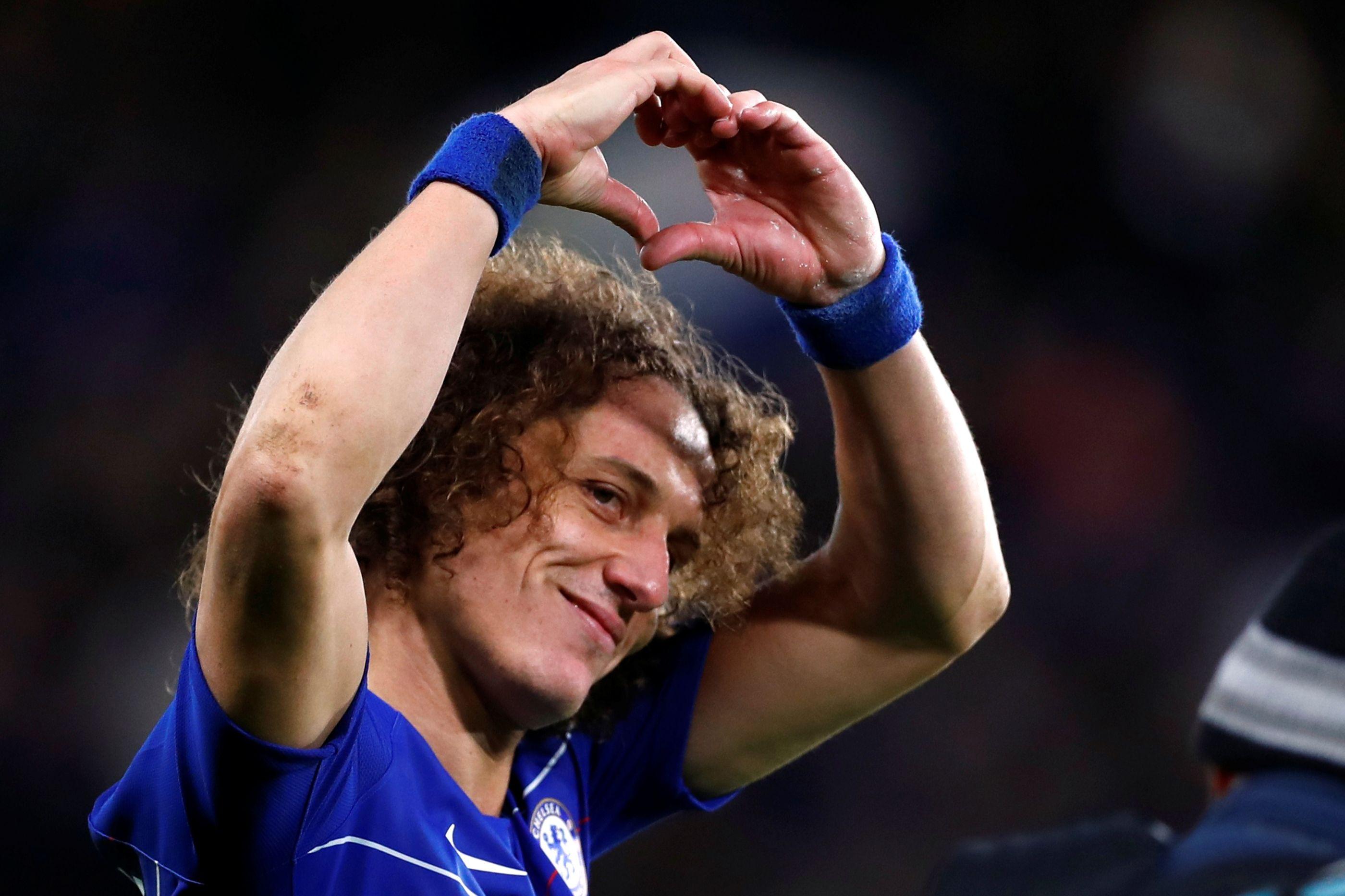 Em final de contrato, prioridade de David Luiz é o... Benfica