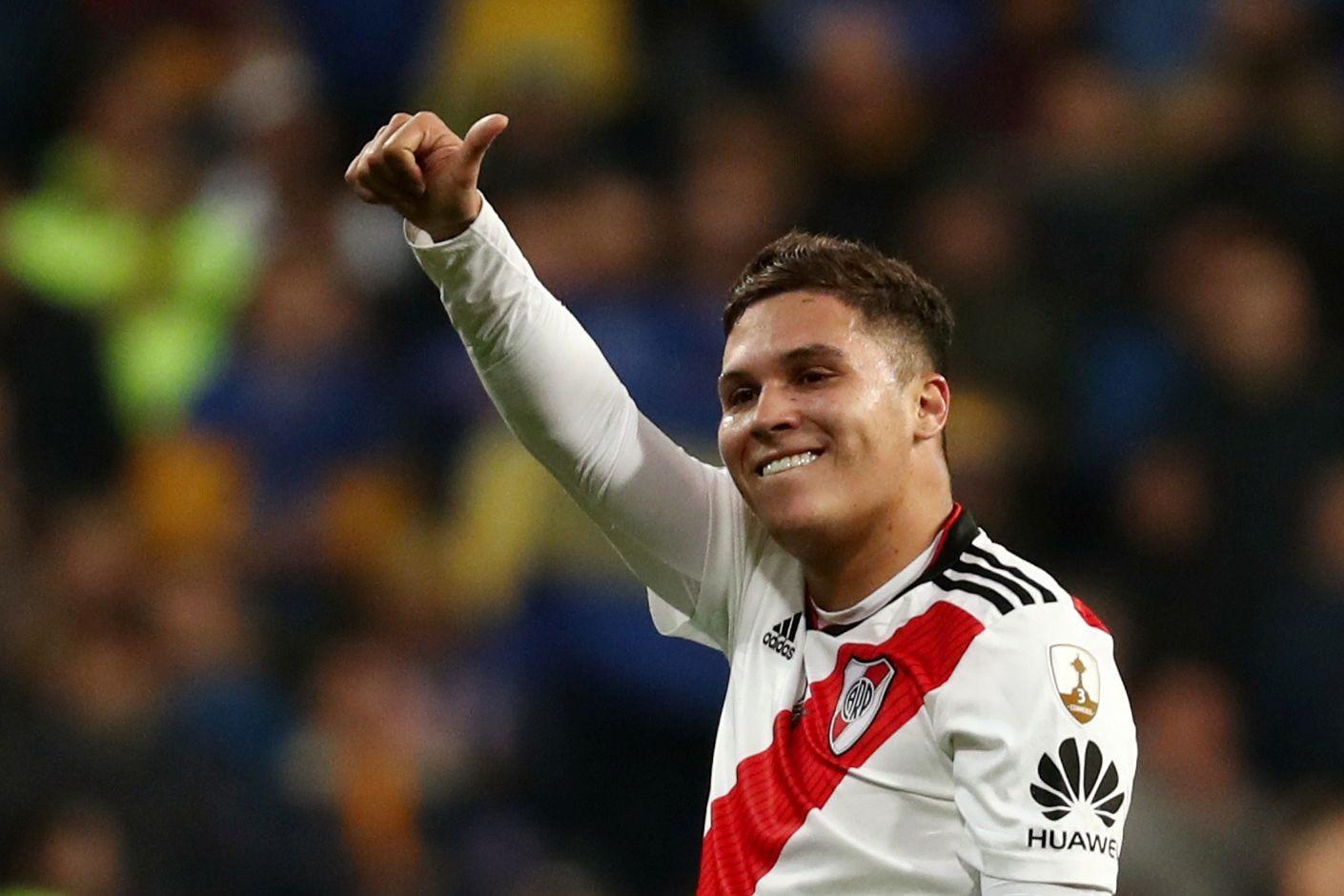 River Plate quer segurar ex-FC Porto e vai fixar cláusula milionária