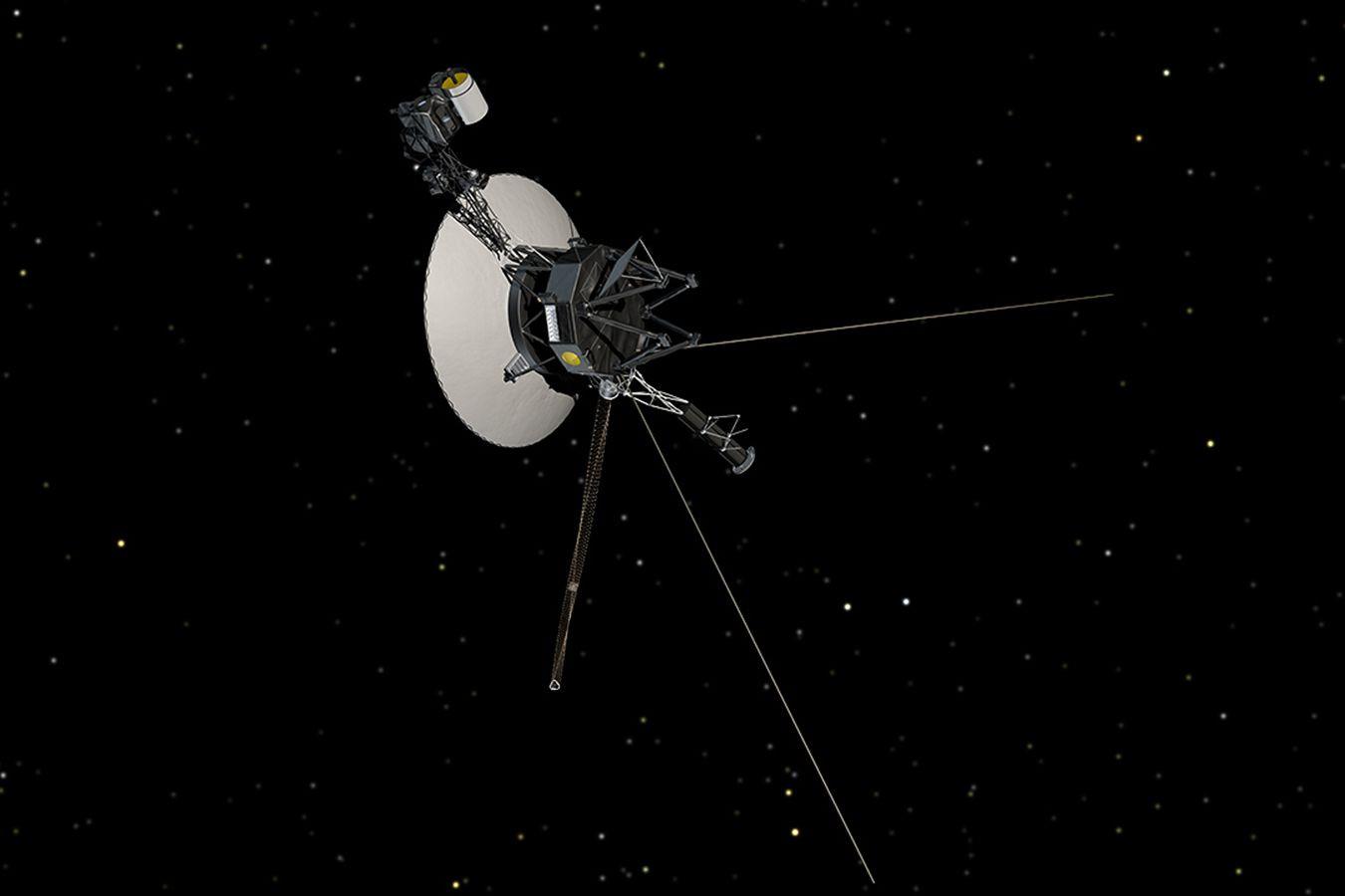 Sonda da NASA abandonou o Sistema Solar