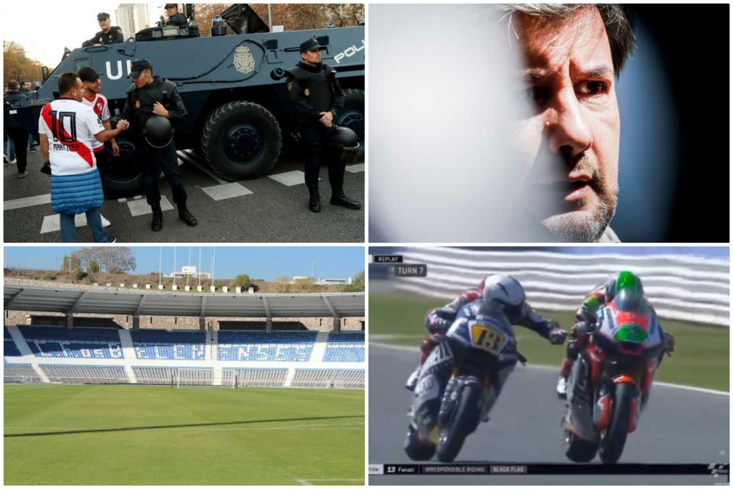 Polémicas do ano: Da separação na Liga à vida colocada em risco no Moto2