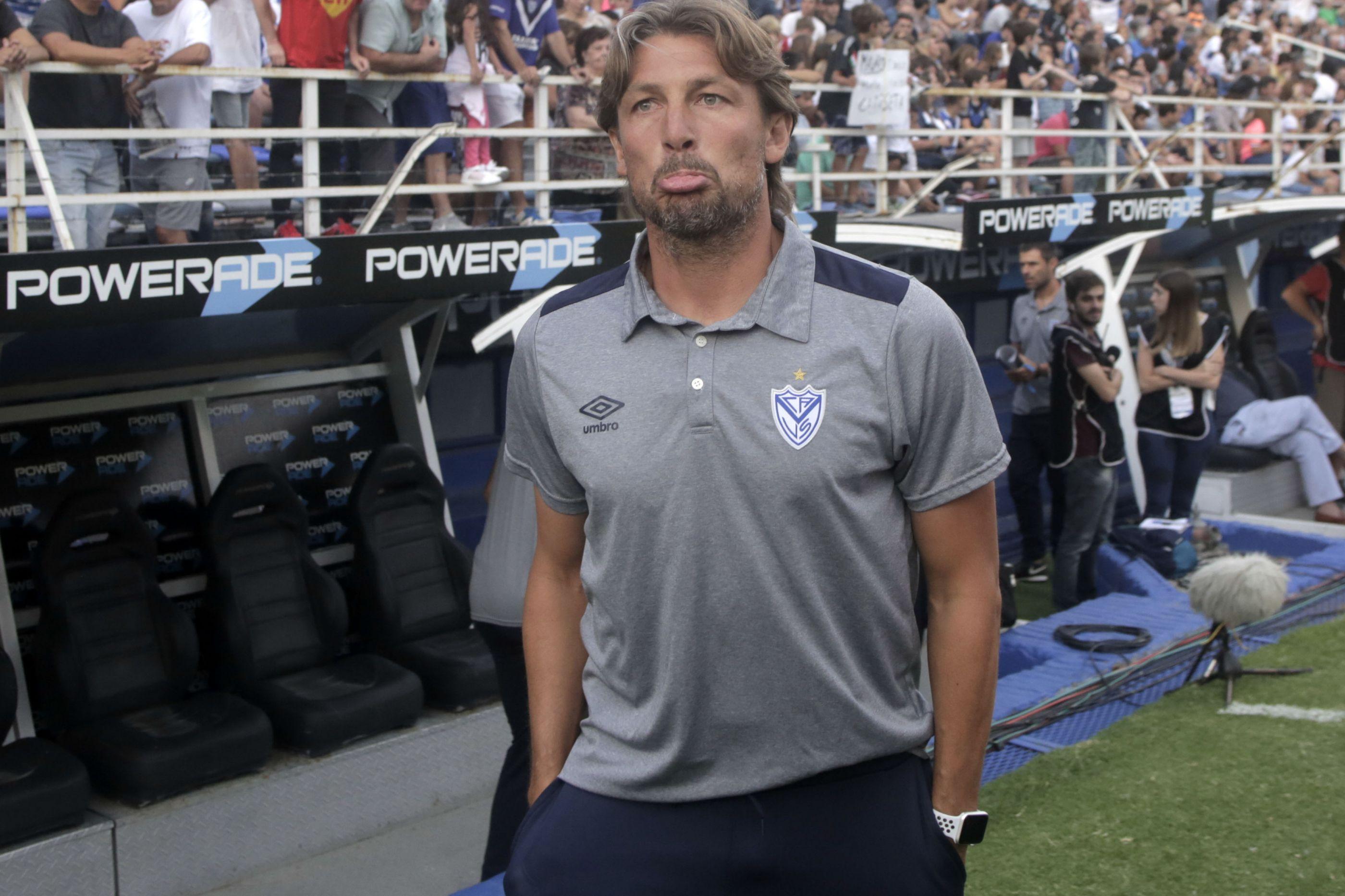 """""""Sou o maior perdedor da história do futebol argentino"""""""