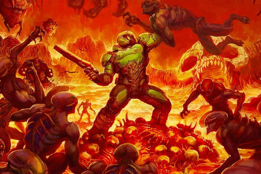 Ainda se lembra? O icónico 'Doom' foi lançado há 25 anos