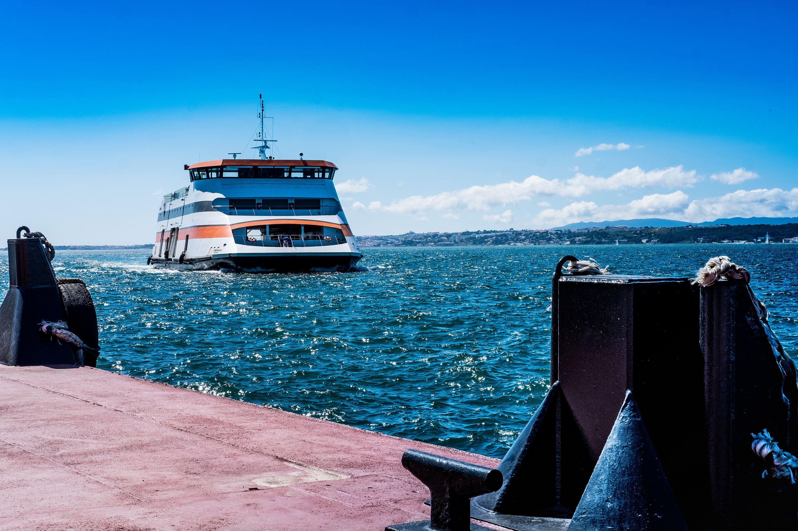 Concurso de 90 milhões para aquisição e manutenção de navios da Transtejo