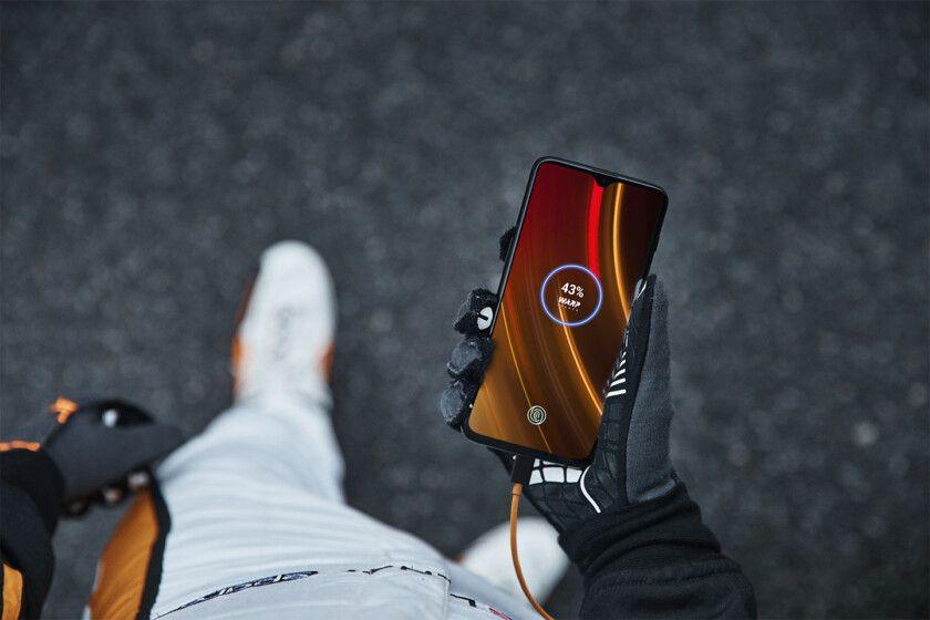McLaren é a inspiração do mais recente modelo do OnePlus 6T
