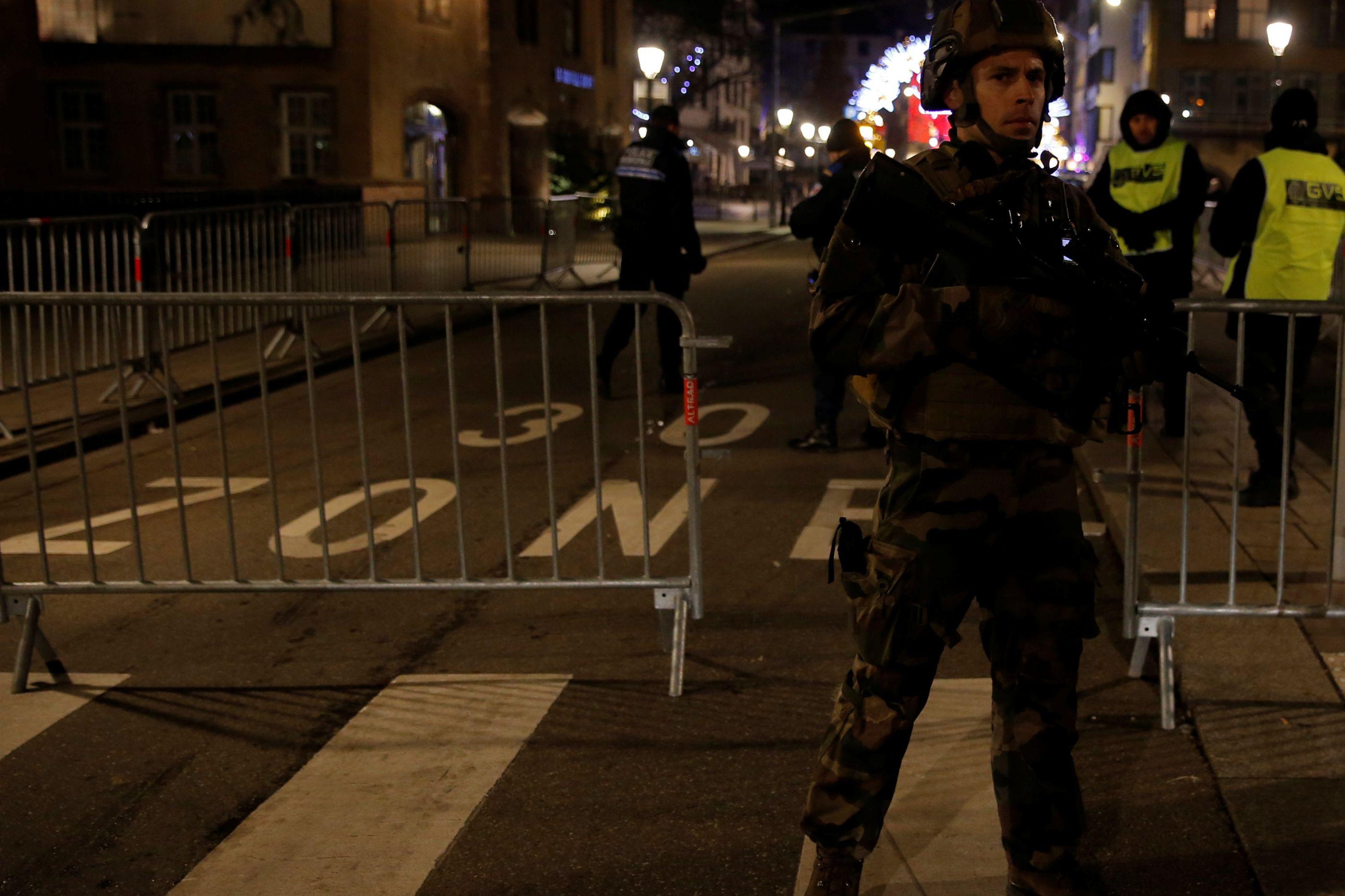 Facebook ativou 'safety check' para tiroteio de Estrasburgo