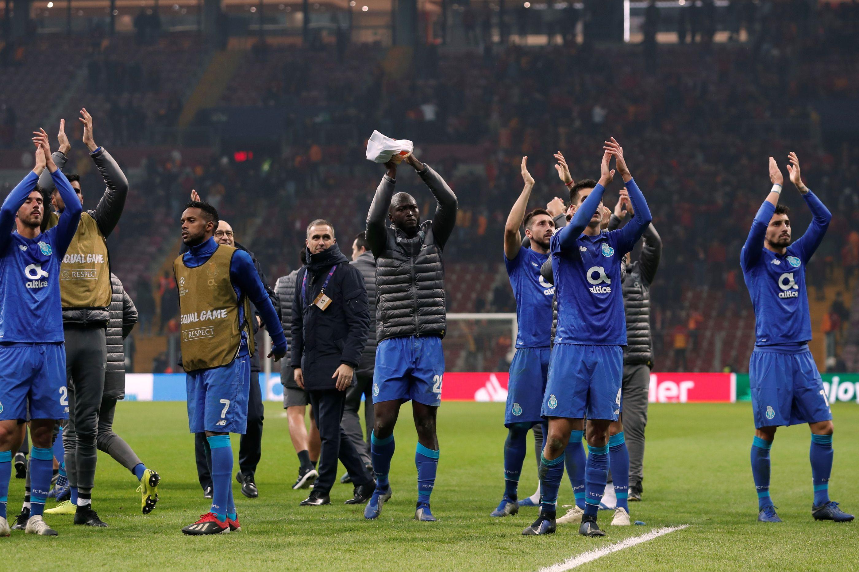 Champions: Casas de apostas 'apoiam' City e 'torcem o nariz' ao FC Porto