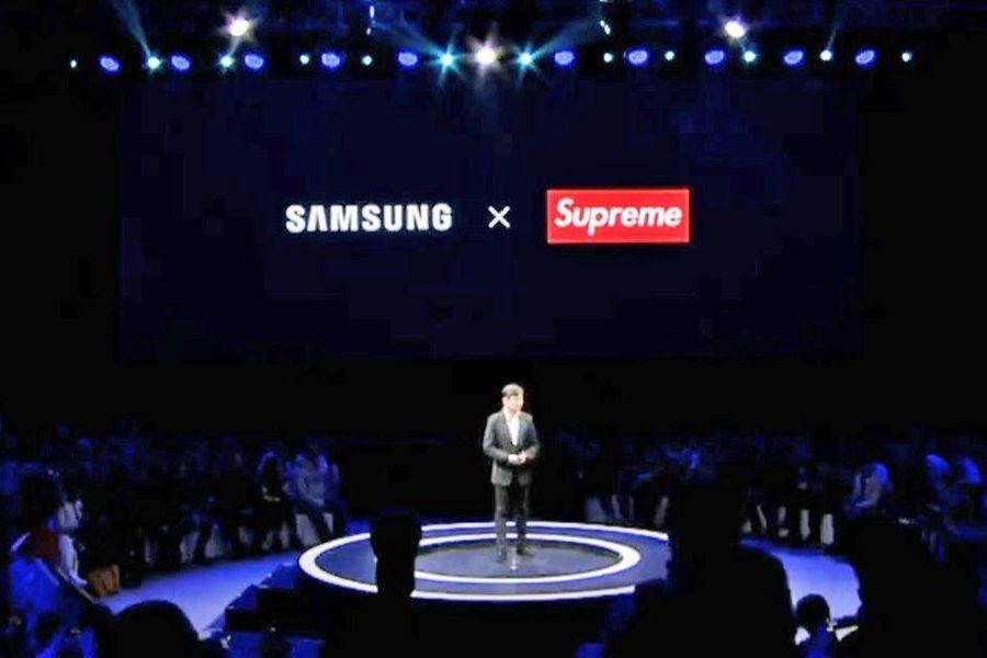 Samsung anuncia fim de colaboração com marca falsa