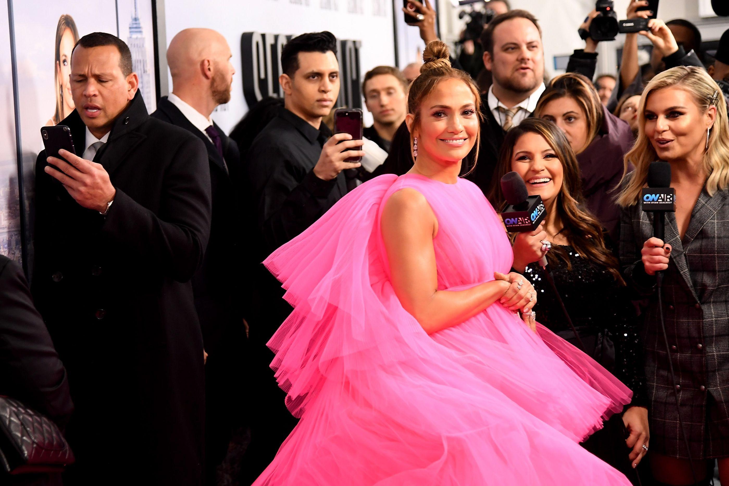 Homem processa Jennifer Lopez por causa de 'World of Dance'