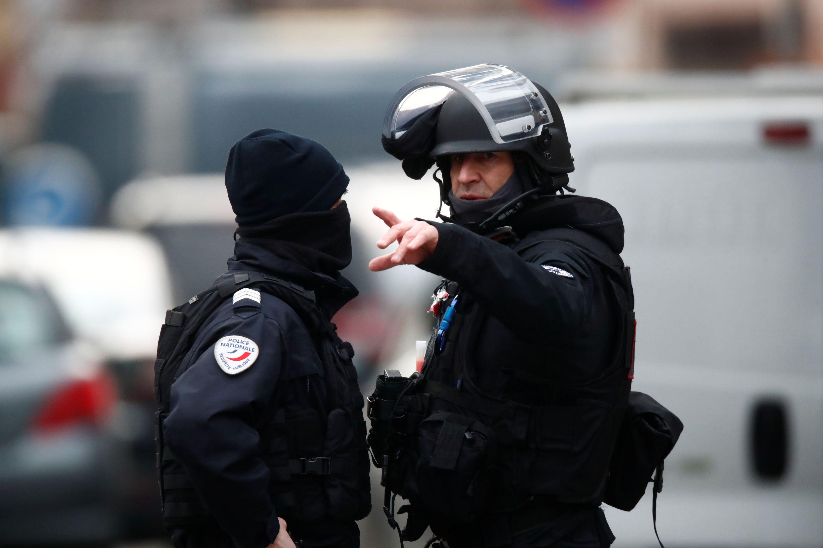 Megaoperação policial em bairro de Estrasburgo para apanhar suspeito