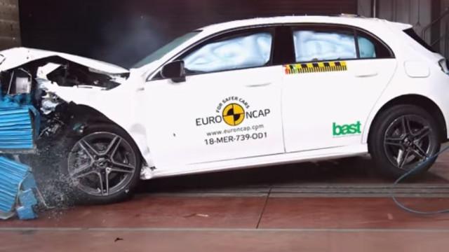 São estes os carros mais seguros de 2018