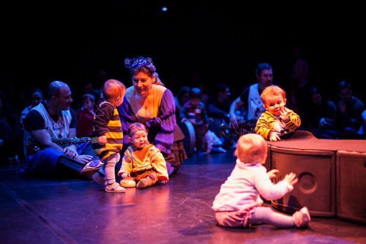 Concertos para Bebés levam espetáculos a Portugal e estrangeiro em 2019