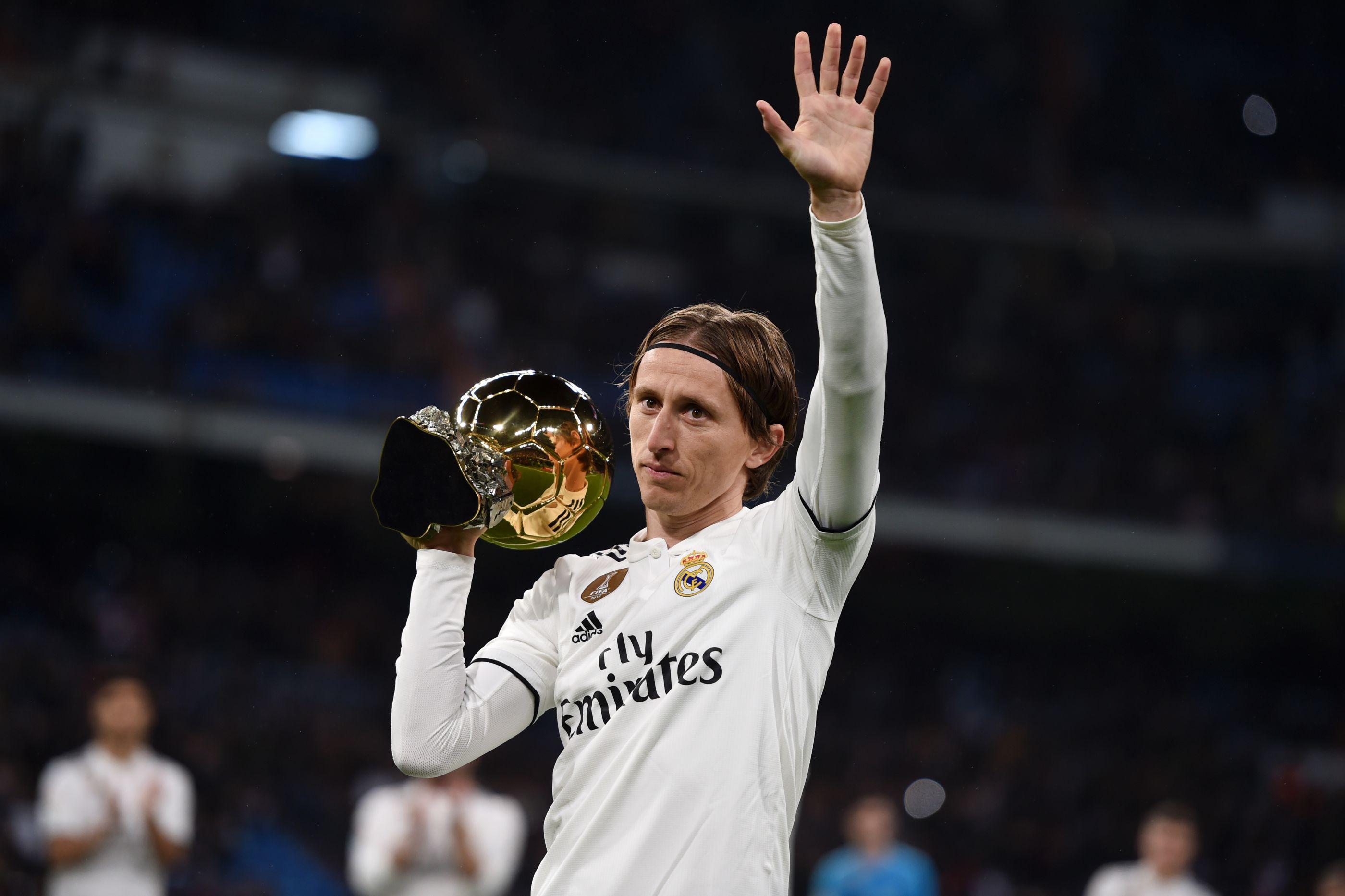 """""""Não percebo como é que um jogador que marca 7 golos é melhor do mundo"""""""