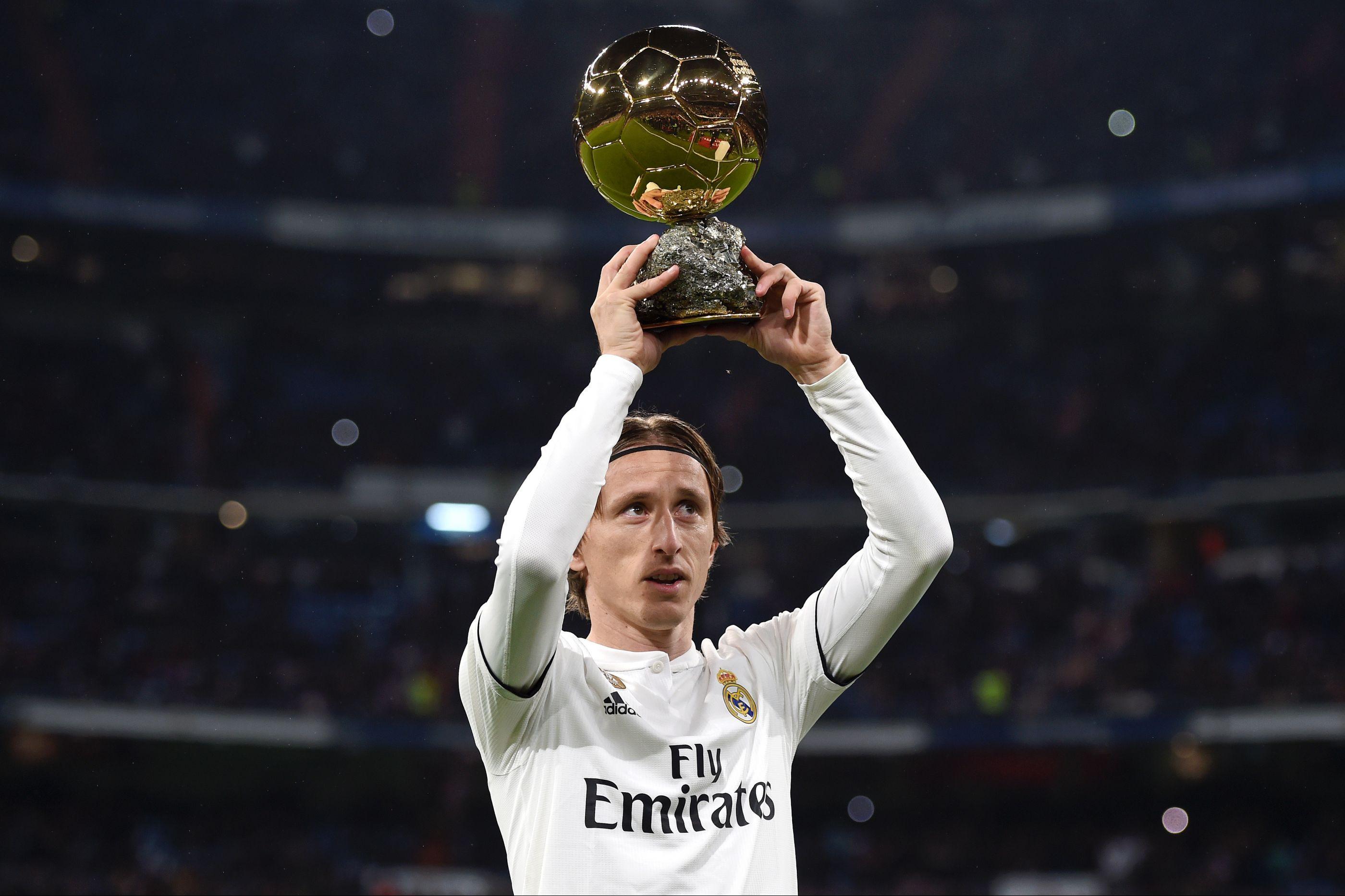 Milhões chineses levam Modric a recusar renovar com o Real Madrid