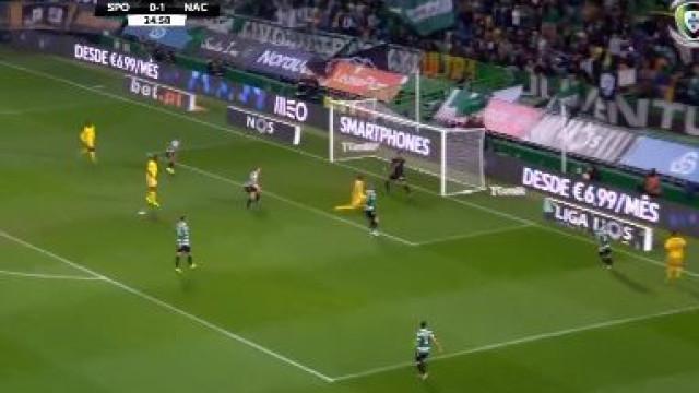 Palocevic faz o segundo golo em Alvalade e agrava 'pesadelo' do Sporting