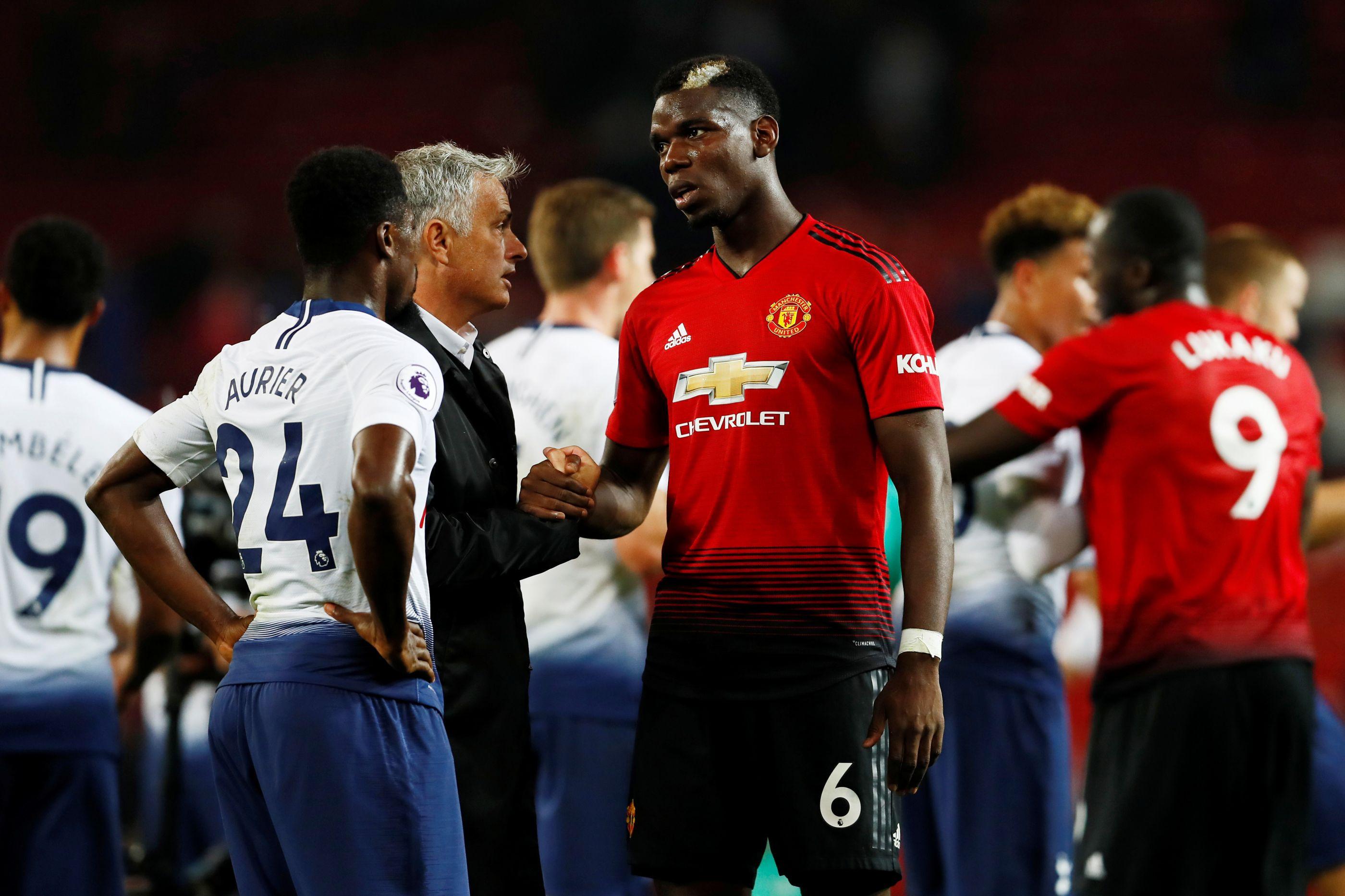 Mourinho sai e Pogba deixa mensagem curiosa nas redes sociais