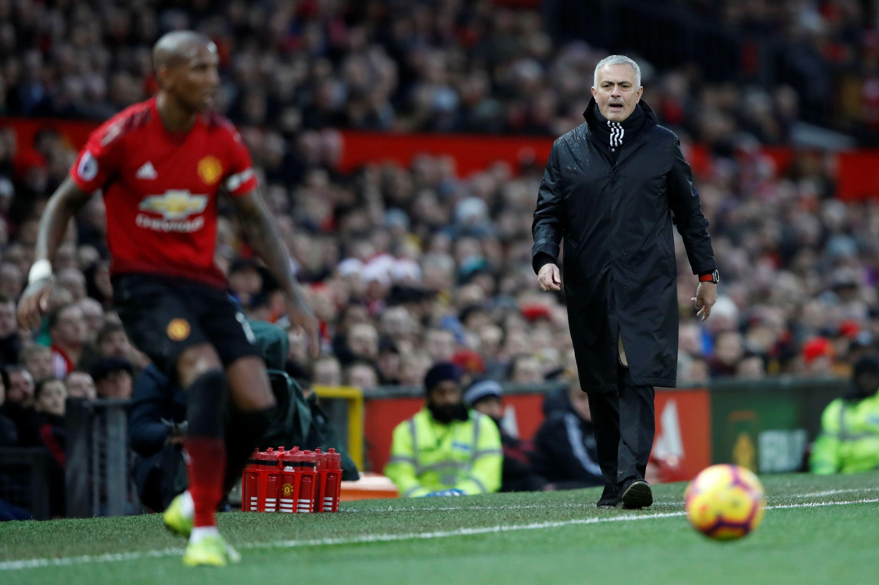 Man. United: Os quatro jogadores que ficaram com Mourinho até ao fim