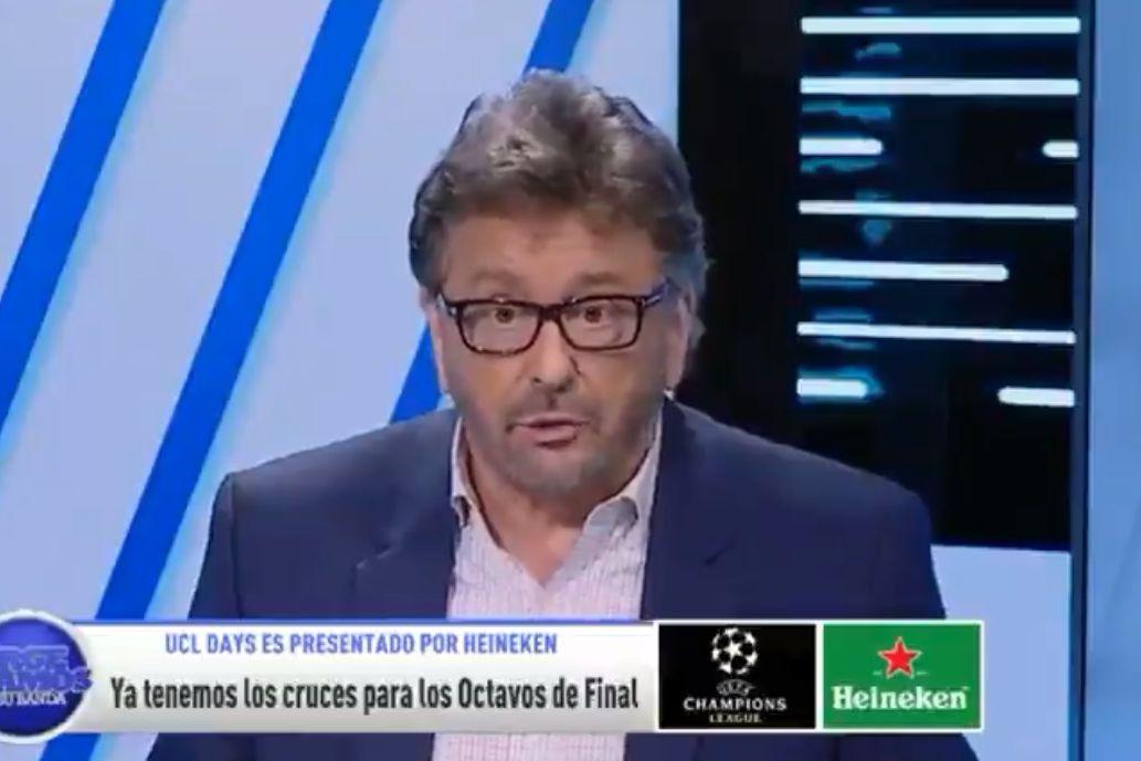 Jornalista da ESPN acusa Real Madrid de manipular sorteio da Champions