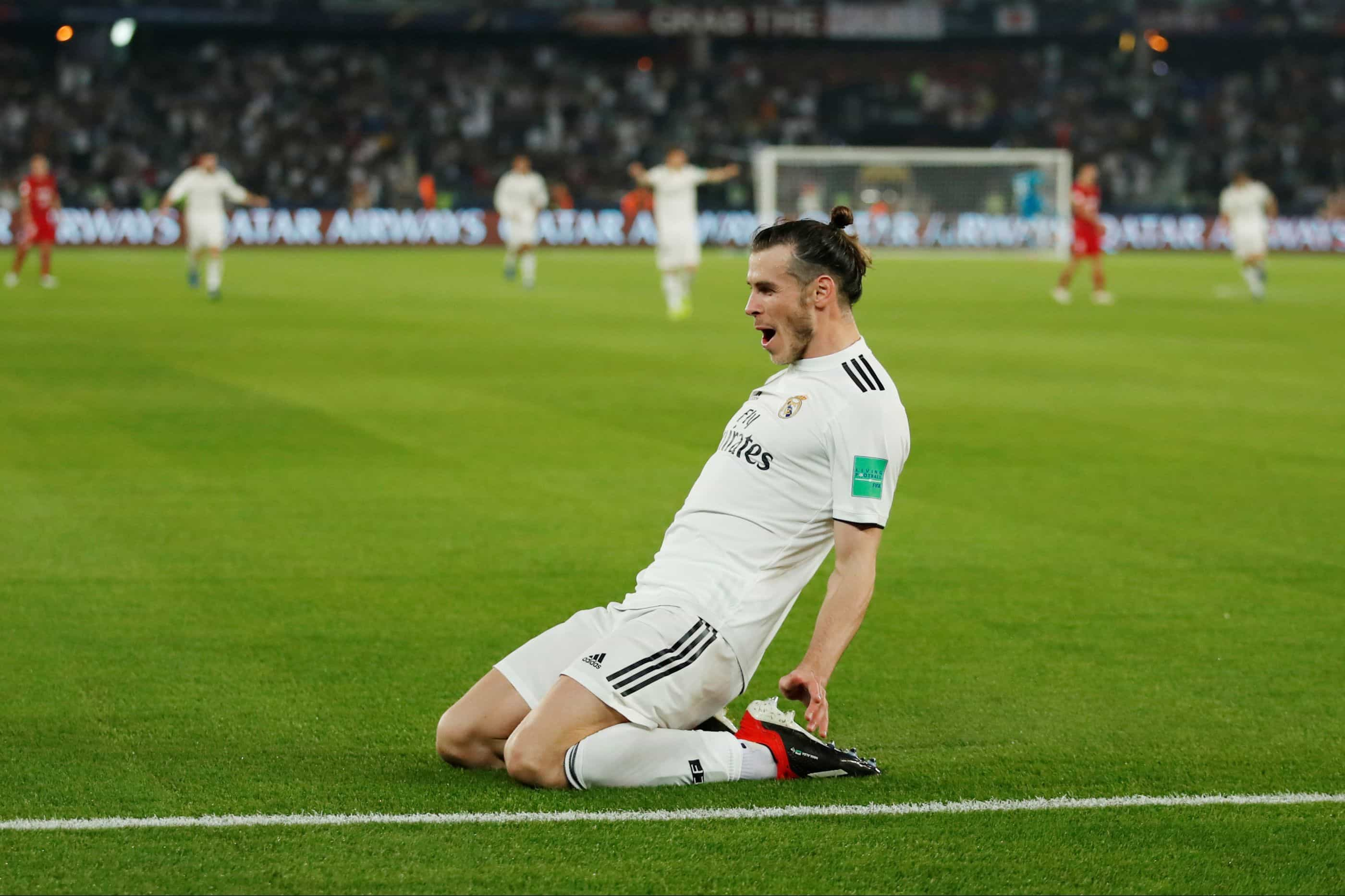 Bale sucede a CR7 e garante passagem do Real Madrid à final do Mundial