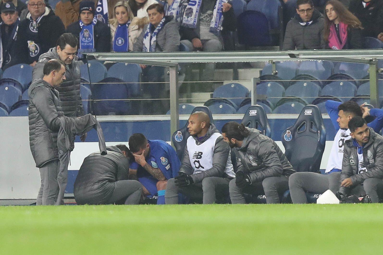 Alerta no FC Porto: Otávio em dúvida para o Clássico de Alvalade