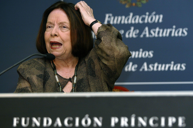 Nélida Piñon ganha Prémio Literário Vergílio Ferreira 2019