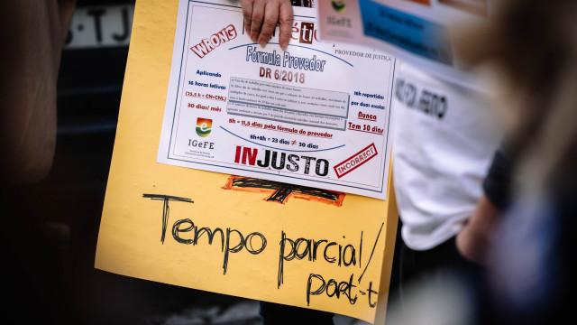 """BE, PCP e PEV dão razão a professores e esperam """"coerência"""" no Parlamento"""