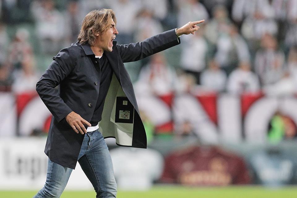 Sá Pinto pede a demissão do Legia Varsóvia