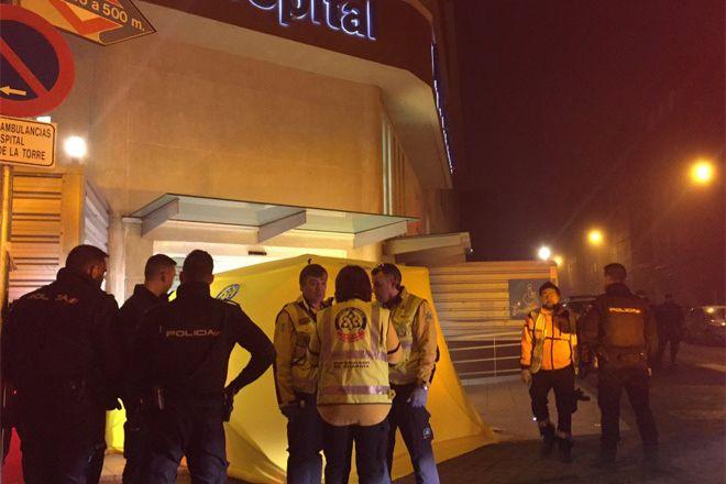 Homem morre baleado à porta de hospital em Madrid