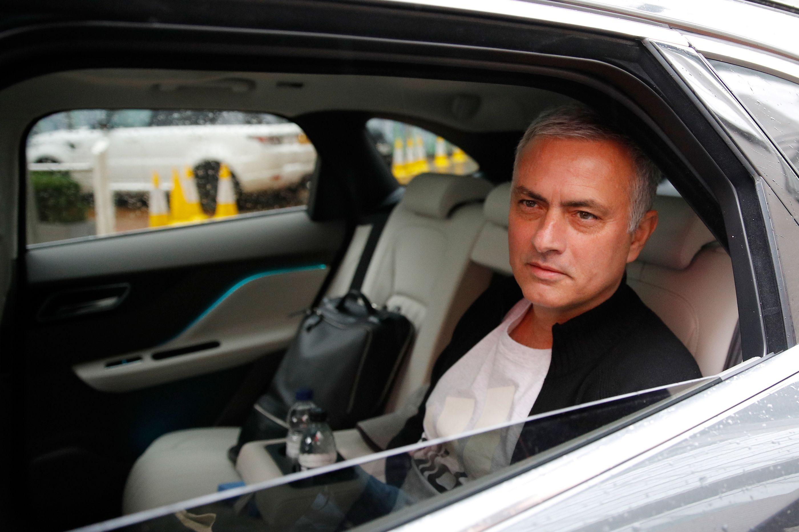 """""""Mourinho era a primeira opção, é o único que o presidente respeita"""""""