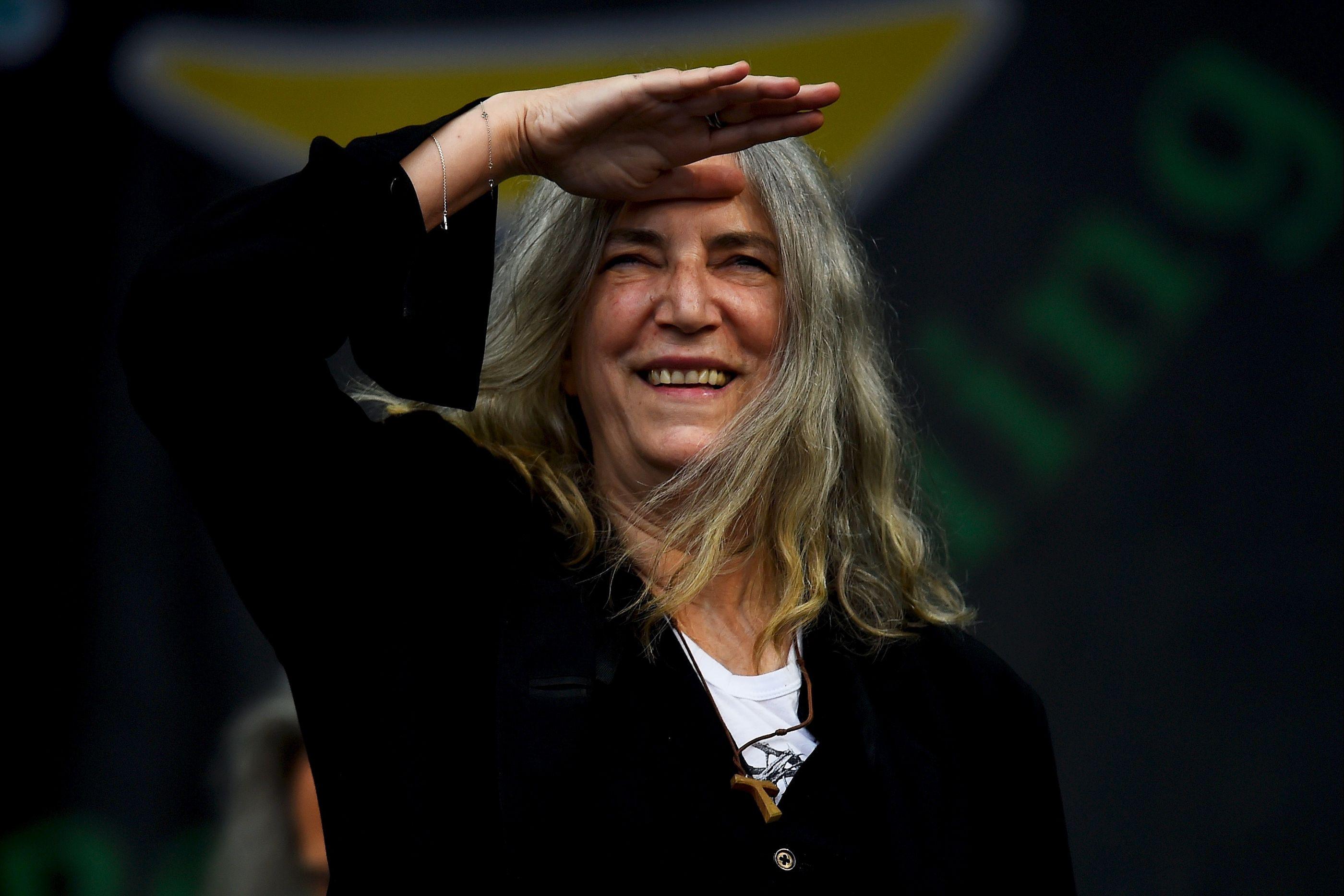 Patti Smith é presença confirmada na 27.ª edição do Paredes de Coura