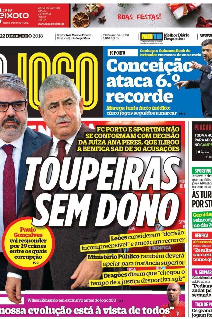 Hoje é notícia: Lisboa-Porto em duas horas; Bebés ficam com quem comprou