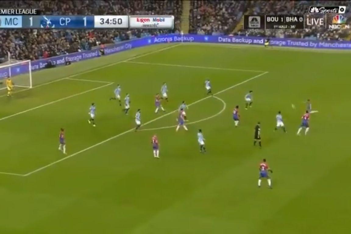 Golo digno de Puskas gelou a 'casa' do Manchester City
