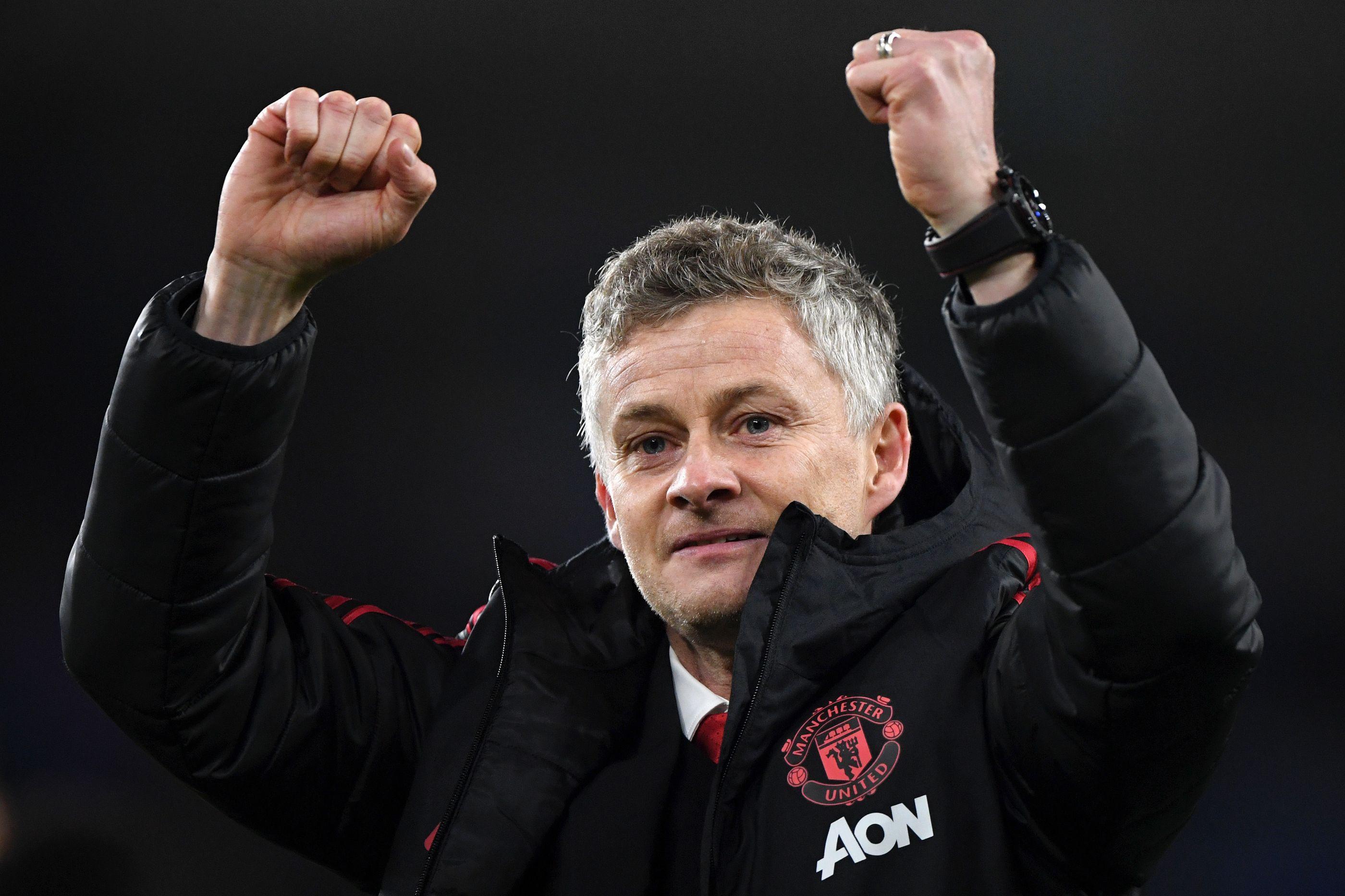 Oficial: Solskjaer assume comando do United a título definitivo
