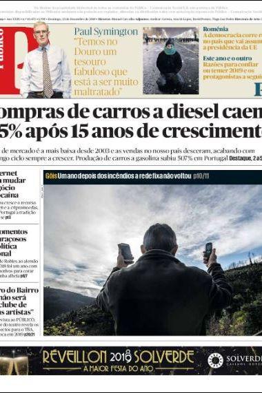 Hoje é notícia: Compras de carros a diesel caem; Muro para EUA