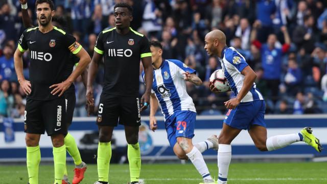 Rio Ave-FC Porto: Liberdade para sonhar nos 'Arcos' do título