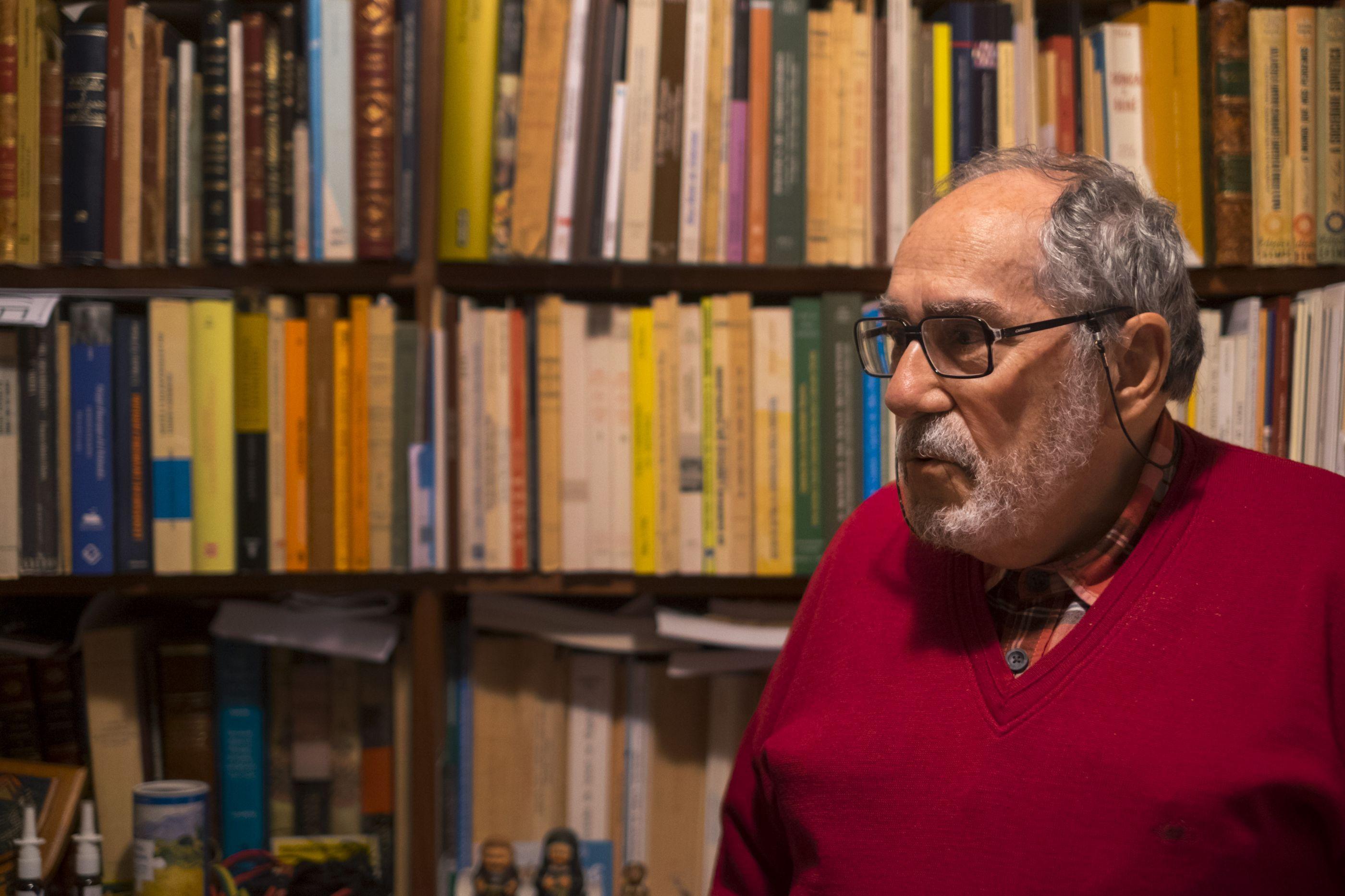 Morreu o antigo governante Romero Magalhães