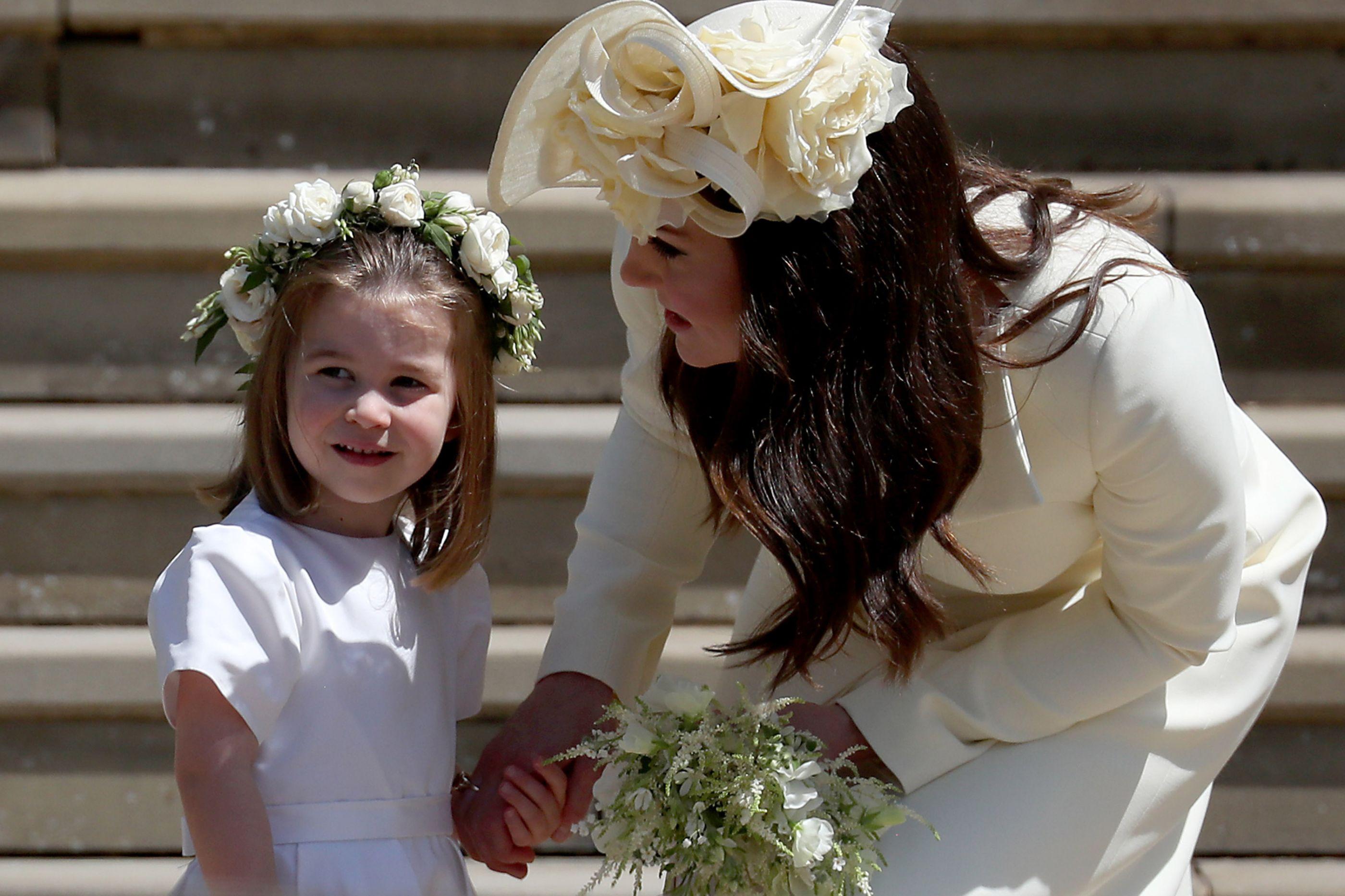 A alcunha carinhosa com que Kate Middleton trata a filha Charlotte