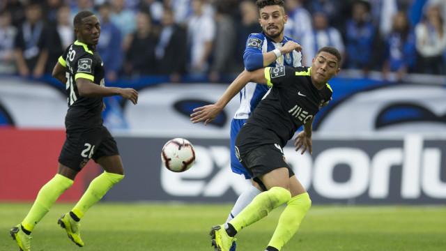 FC Porto já começou a 'operação de charme' por Carlos Vinícius