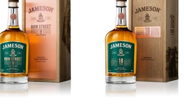 Jameson lança edição especial Jameson Bow Street 18