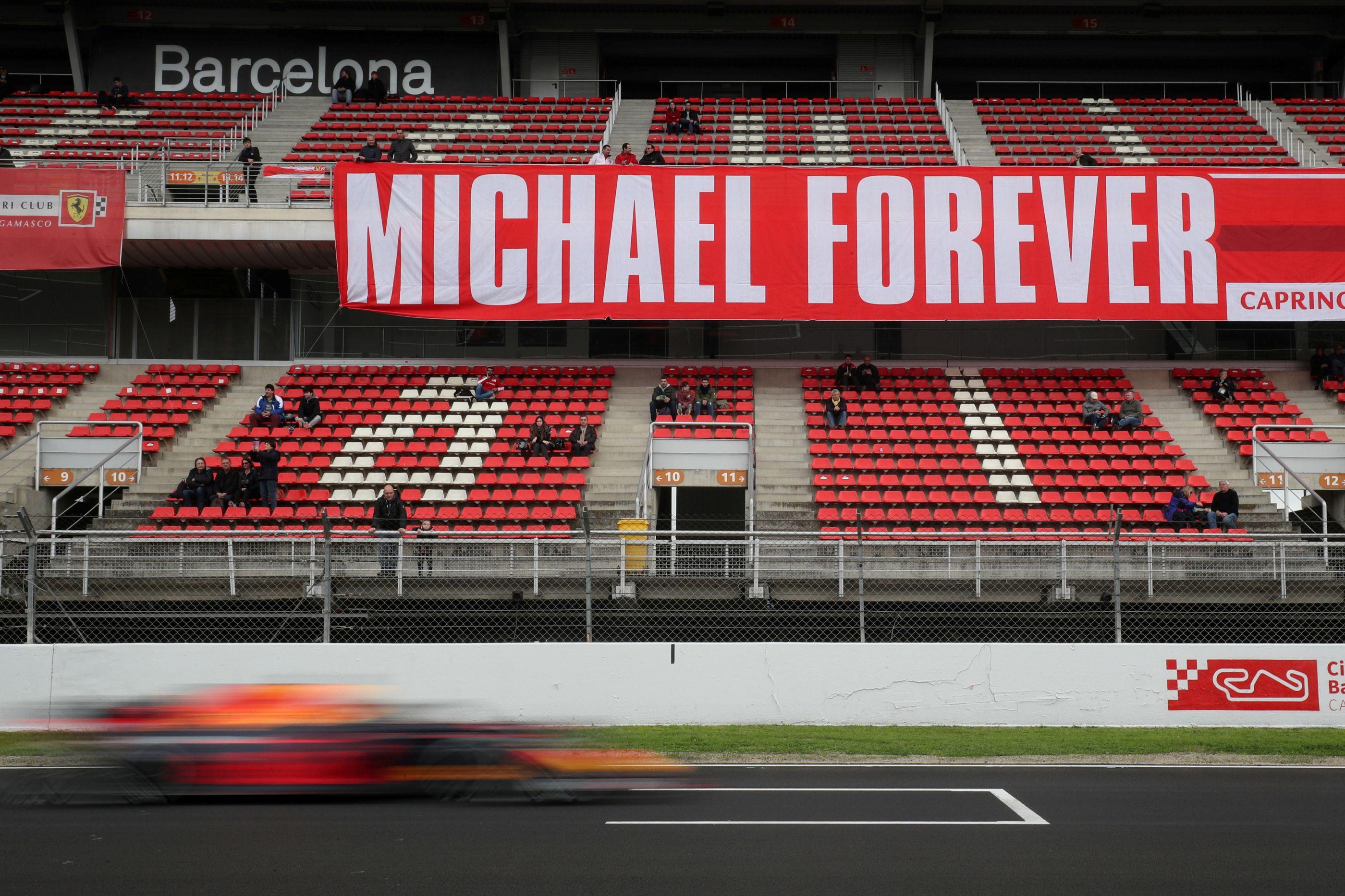 Sentimos a tua falta, Schumacher. Há cinco anos a Formula 1 'chorou'