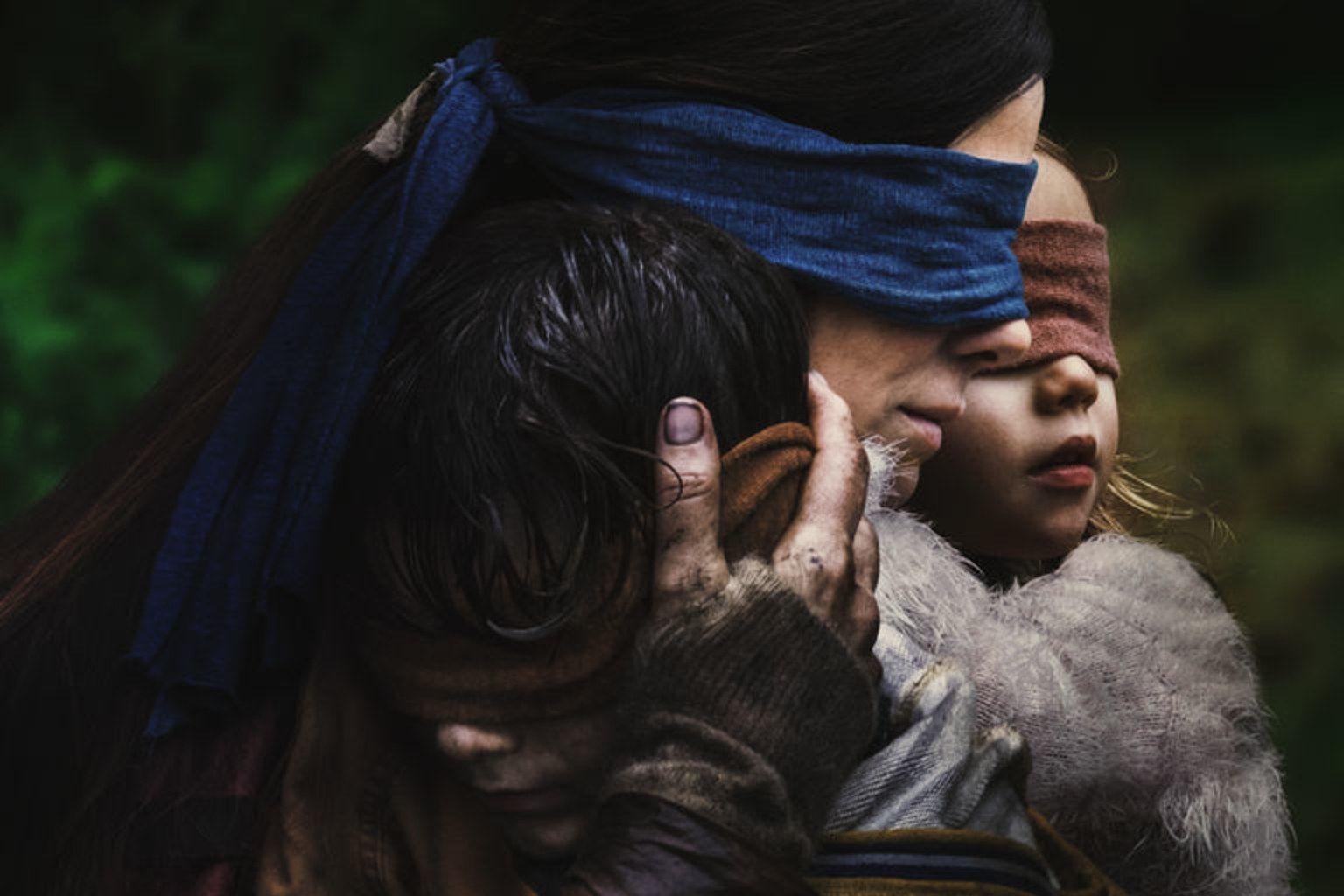 'Às Cegas'. Filme inspira o novo (e perigoso) desafio da Internet