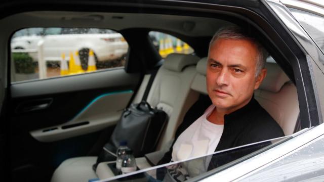 Mourinho aceita pena suspensa de um ano por fraude fiscal
