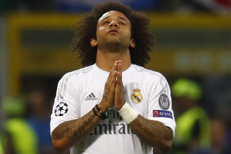 Juventus já fechou proposta ao Real Madrid por Marcelo