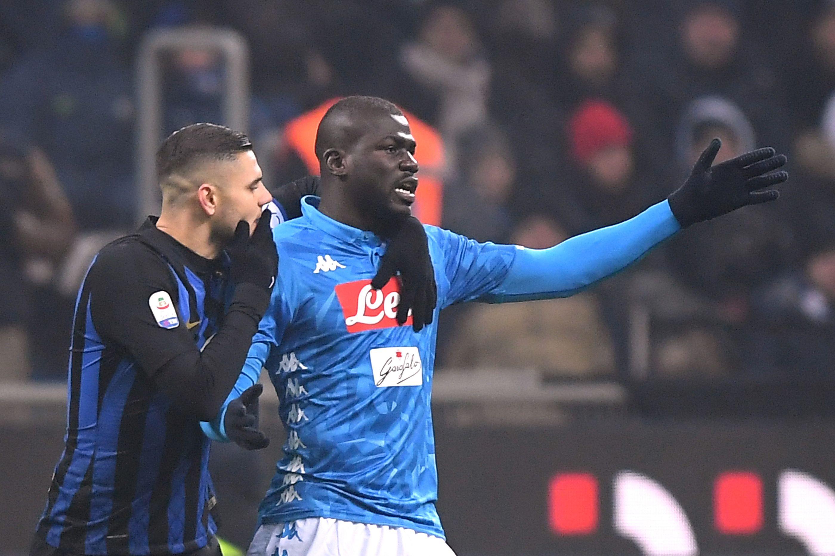Violência na Serie A: Inter castigado com dois jogos à porta fechada