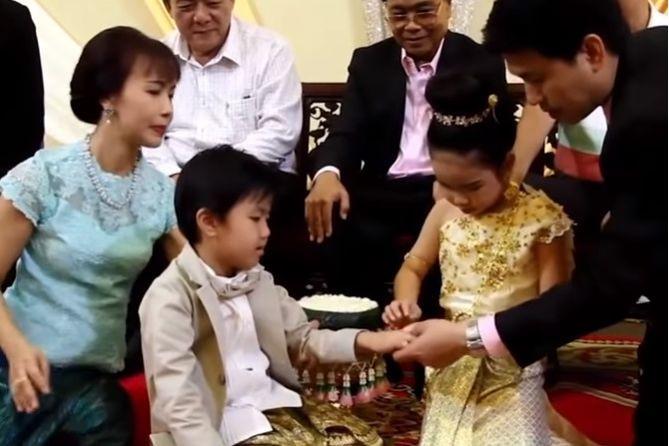 Pais casam gémeos de seis anos porque crêem que foram amantes no passado