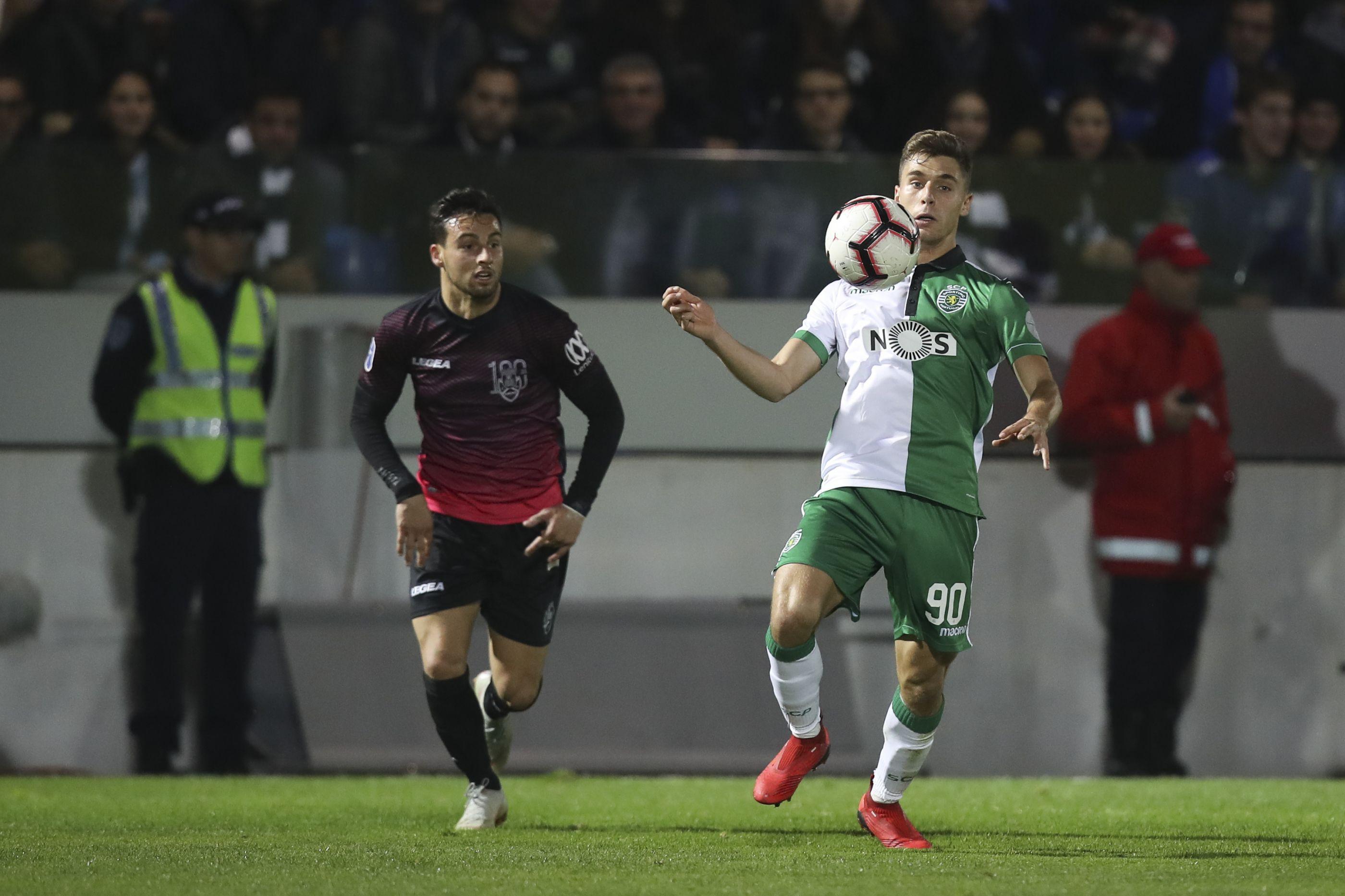 Miguel Luís rende Wendel nos convocados do Sporting