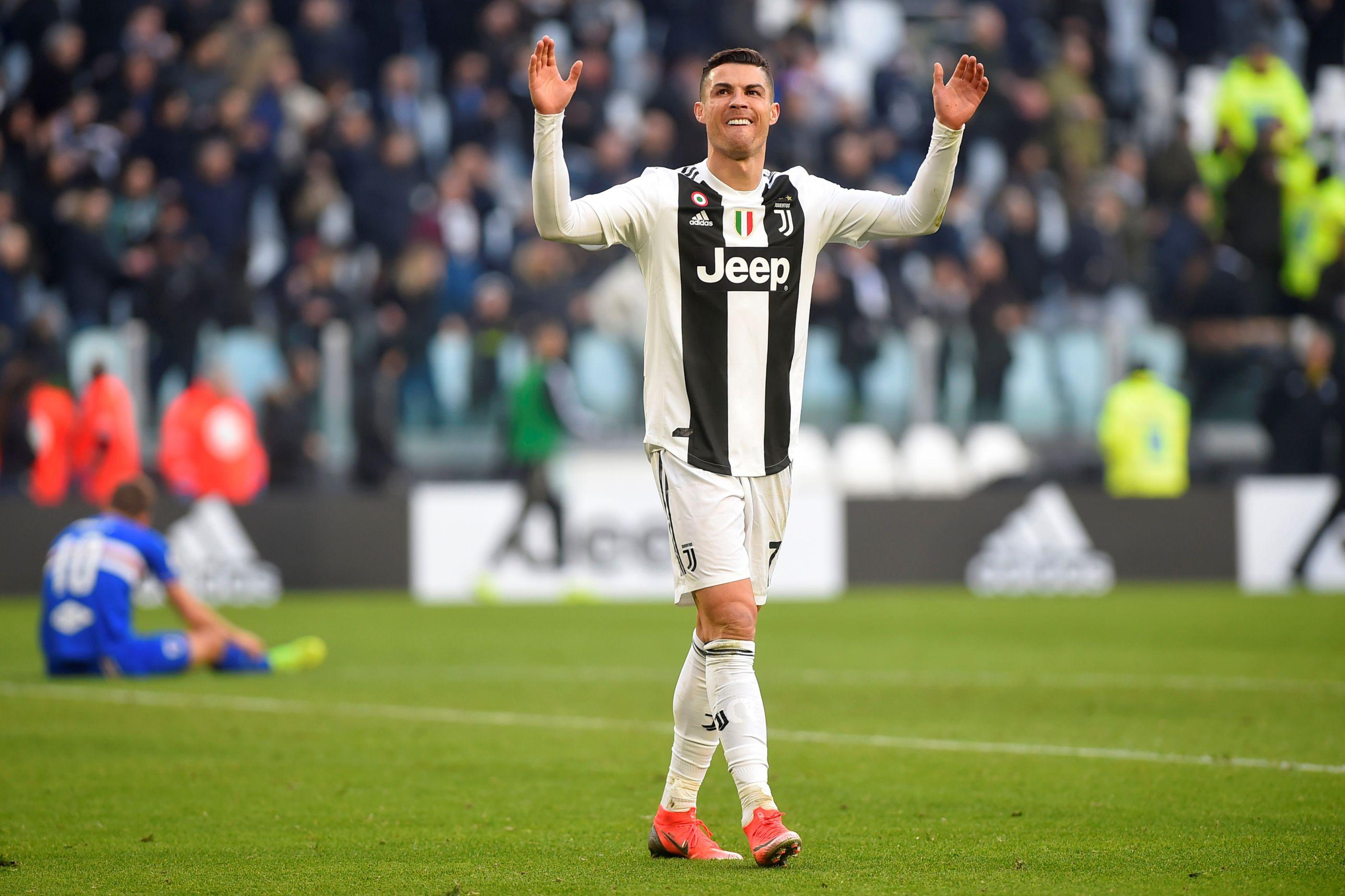 Ronaldo fechou ano de 2018 com mais um recorde em Itália