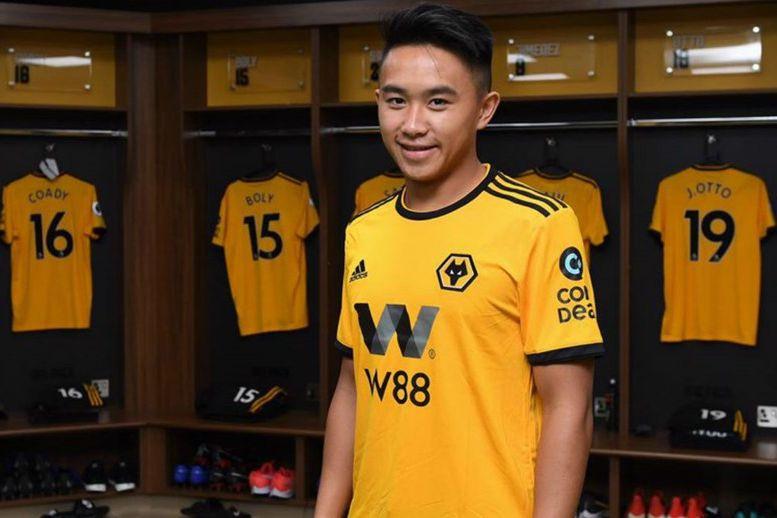 Wolverhampton anuncia empréstimo de jovem ao Sporting
