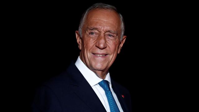Marcelo agradece mensagem que o Papa enviou ao sobrevoar Portugal